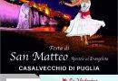 Esibizione a Casalvecchio di Puglia