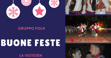 Natale alla Vesteséne
