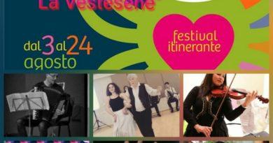 """Il gruppo folk """"La Vesteséne"""" il 7 Agosto a Ugento nella """"Notte della Taranta"""""""